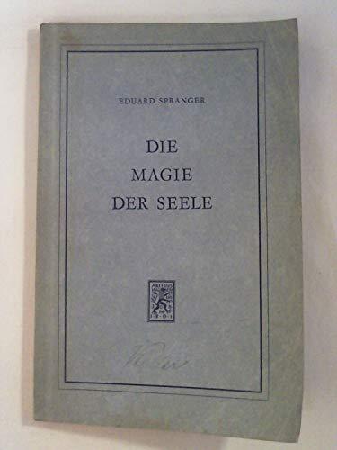 Die Magie der Seele