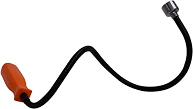 "SUPERYO 22.8"" 10LB Flexible Magnetic Pickup Tool Bendable Retrieve Stick (580mm length)"