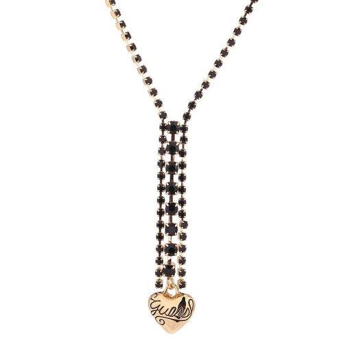 Guess UBN81026 - Collar de Acero con circonita