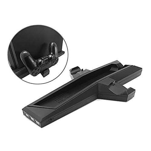 NEWMAN771Her 3 USB-Hub-Chassis-Basissockel-Lüfter-Hosthalterung für PS4