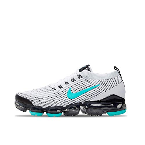 Nike W Air Vapormax Flyknit 3 Casual Runing Shoe Womens Ct1274-100 Size 6 Bianco