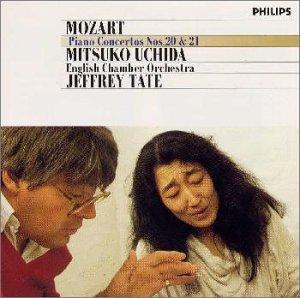 モーツァルト:ピアノ協奏曲第20番/同第21番