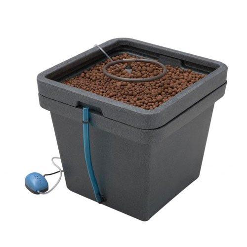 Sistema per coltivo Idroponico di GHE (AquaFarm)