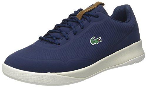 Lacoste Lacoste Herren Lt Spirit 118 2 SPM Sneaker, Blau (NVY/Off Wht), 44.5 EU