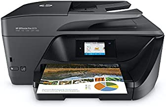 HP OfficeJet Pro 6978 All-in-One Wireless Printer, HP Instant Ink, Works with Alexa (T0F29A)