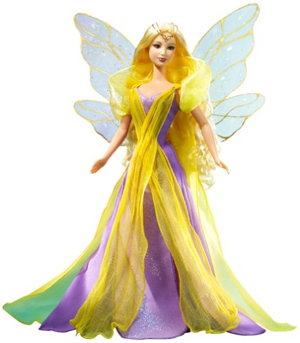 Barbie Fairytopia Enchantress Silver Label Collector