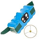 LENOGE Batterie de Remplacement Ni-MH 14,4V 4000mAh pour iRobot Roomba 500 Series Roomba Vacuum...