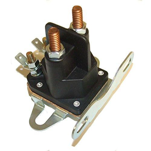 Magnetschalter für viele Rasentraktoren von Murray und Westwood, 4-polig, 12V