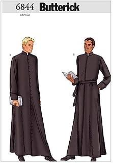 BUTTERICK PATTERNS B6844 Men's Robe, Size 38-40-42