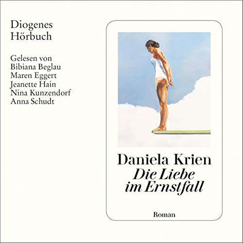 Die Liebe im Ernstfall audiobook cover art