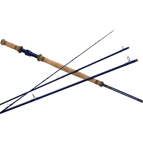Temple Fork Outfitters Tfo Deer Creek Series Spey - Canna da Pesca, 4 Pezzi, Peso 9/10, 4,6 m