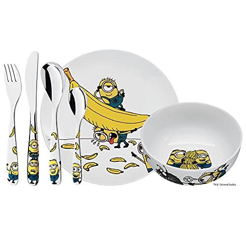 WMF 1286079964 Kids cutlery set MIONS 6pc, Cerámica
