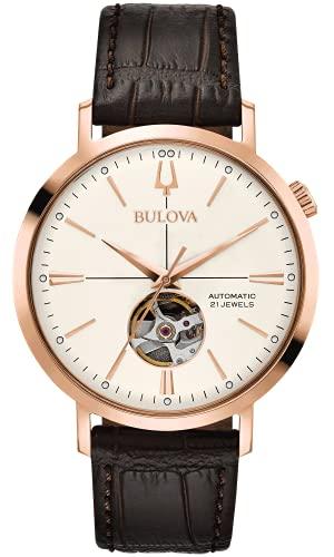 Orologio uomo Bulova Classic solo tempo 97A136