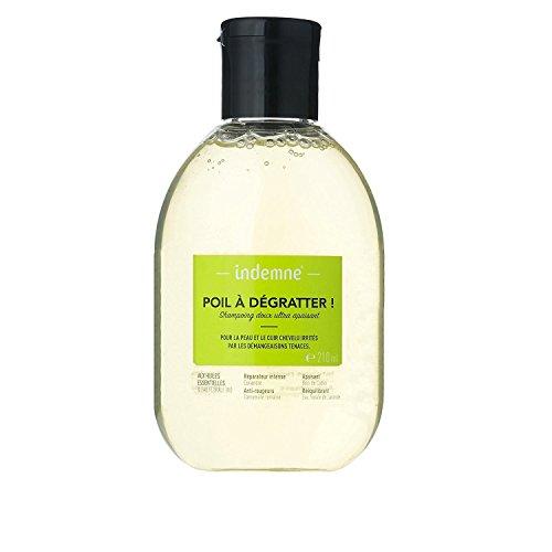 Poil à dégratter ! shampoing doux, Indemne
