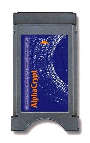 AlphaCrypt Classic CI Modul zum Empfang von verschlüsselten Satelliten-Programmen
