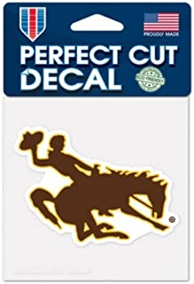 WinCraft NCAA University of Wyoming Cowboys Logo 4