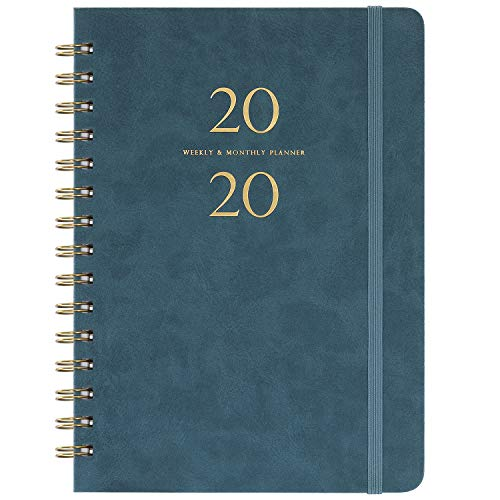 2020 Planner - Weekly & Monthly ...