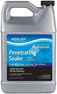 Aqua Mix Penetrating Economical Sealer For Stone, Tile and Grout 1 Gallon