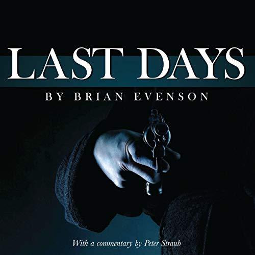 Page de couverture de Last Days