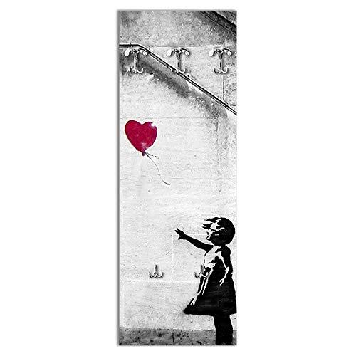 Lupia Appendiabiti da Parete 49X139 cm There Is Always Hope