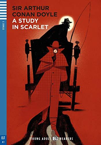 A Study in Scarlet. Lektüre + ELI Link-App: Buch + Audio via ELI Link-App