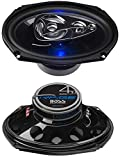 BOSS Audio Systems BE694 6 x 9 Inch Car Speakers - 500 Watts of Power Per...