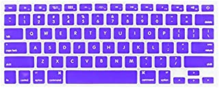 CHNAN ENKAY for MacBook Pro 13.3 inch & 15.4 inch & 17.3 inch (US Version) / A1278 / A1286 Silicone Soft Keyboard Protecto...