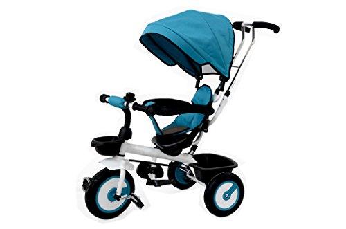 Mazzeo Giocattoli Triciclo Jolly Blu