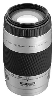 Konica Minolta AF Zoom 75-300mm f/4.5-5.6 SLR Lens Maxxum SLR Cameras