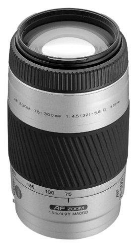 Konica Minolta AF Zoom 75-300mm f/4.5-5.6