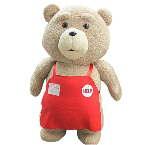 aolongwl Plüschtier Top Qualität 48 cm Ted Bärenpuppen Original Soft Teddybär Gefüllte Puppe Plüschtiere Plüschpuppen Baby