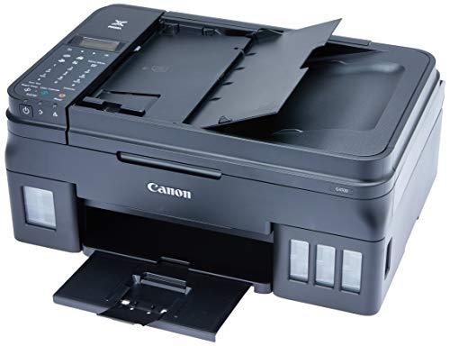 Impressora Multifuncional, Canon, Mega Tank G4100, Tanque de Tinta, Wi-Fi