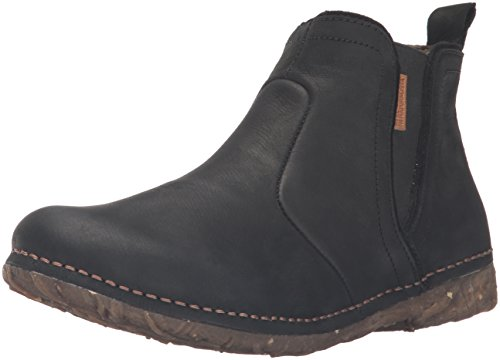 El Naturalista Damen N959 Pleasant Angkor Chelsea Boots, Schwarz (BLACK N01), 37 EU
