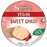 Sheese Queso Chile dulce Untar Vegano 255g Sin Lactosa