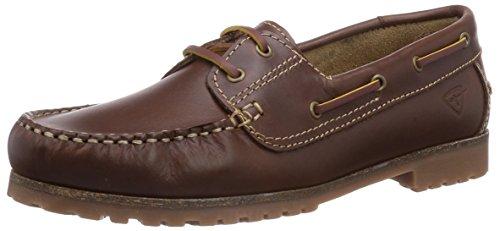 Tamaris Damen 23623 Bootsschuhe, Braun (Chestnut 328), 39 EU
