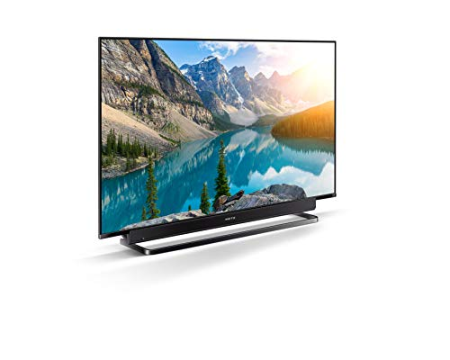 METZ Blue MUB8001 43 Zoll Smart 4K UHD Fernseher, Android 9.0, Triple Tuner, Netflix, Video, YouTube (HDMI, CI-Slot, USB, digital Audio)