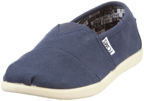 TOMS baby girls Mary Jane Flat, Rose Gold, 4 Little Kid US