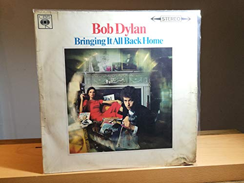 Bob Dylan - Bringing It All Back Home - CBS - SBPG 62515, CBS - 62515