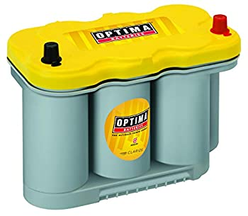 Optima Batteries 8037-127 D27F YellowTop Starting and Deep Cycle Battery