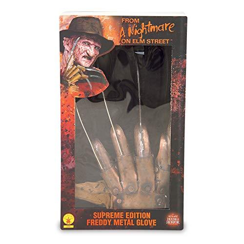 Freddy Krueger Handschuh Deluxe Nightmare