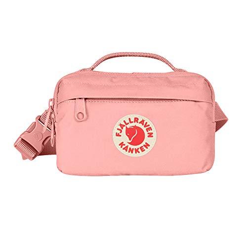 Fjallraven Kånken Hip Pack Sports Backpack, Womens, Pink, One Size