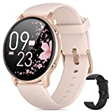 Smart Watches for Women, 2021 Version HD LCD Smart Watch for Android iOS Phones, 3ATM...