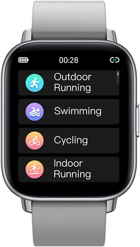Smart Watch Excellent for Measuring Heart Rate HD Blood Pressure and Color Outlet sale feature