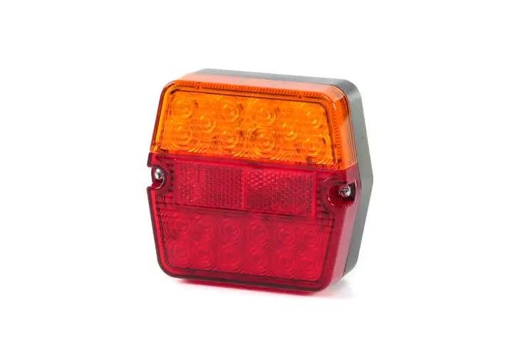 Hella 2va 357 023 021 Tail Light Valuefit Led Auto