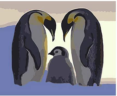Puzzle 1000 Piezas Animal pingüino Puzzle 1000 Piezas Adultos Educativo Divertido Juego Familiar para niños adultos50x75cm(20x30inch)