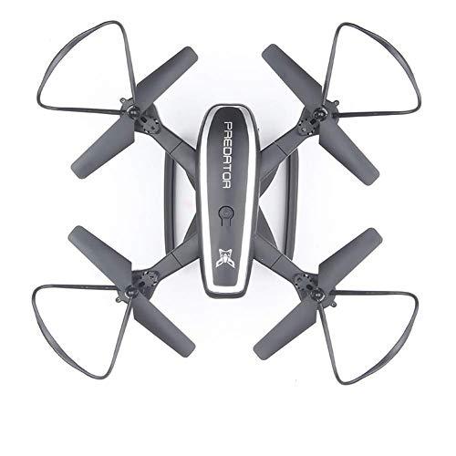 ZHCJH Faltbare Drohne mit 4k-Kamera für, WiFi-FPV mit Zwei Batterien, Höhenlage, RC-Spielzeugdrohnen mit optischem Durchfluss und Kollisionsschutz für Kinder und Erwachsene
