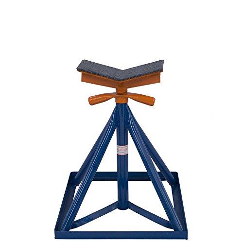 Brownell Boat Stands KS1 Stackable V-Top Boat Keel Stand - Adjustable 20' to 32' (51-81 cm)