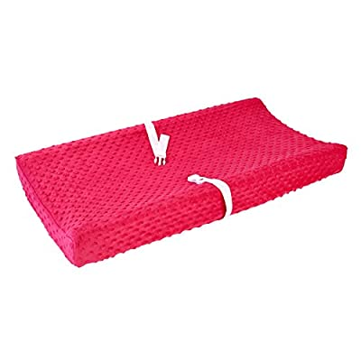 Carter's Changing Pad Cover, Solid Magenta, One Size