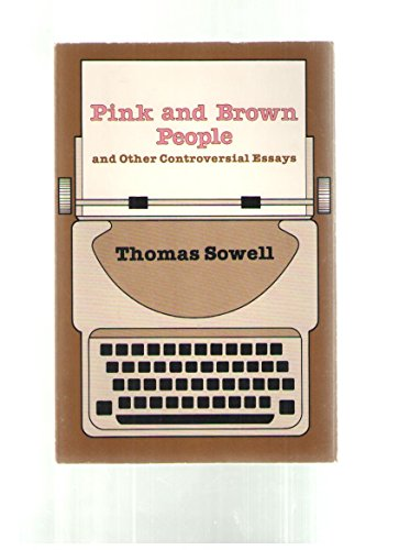 Pink and Brown People and Other Controversial Essays (Hoover Institution Press Publication)