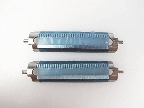 TUPPERWARE Schäler Ersatzklinge (2) für Universalschäler Wellen-Flachschliff